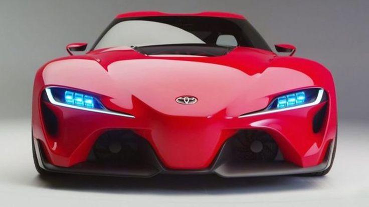 Toyota คอนเฟิร์ม Supra ใหม่ใช้เครื่องยนต์ BMW