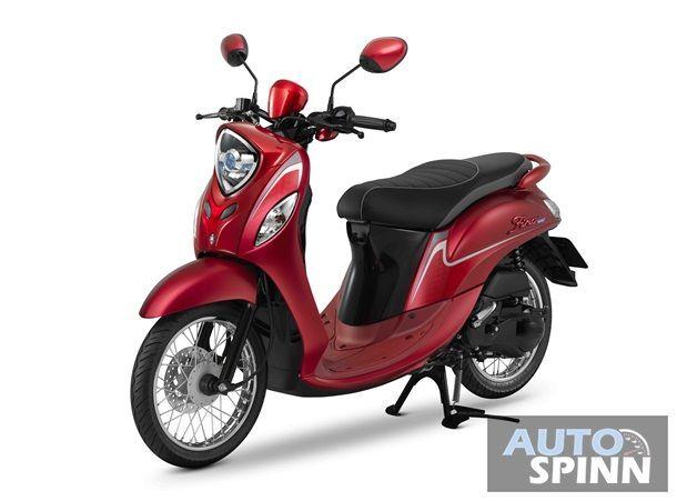 New Yamaha Fino125 Fits All Feelings สีใหม่โดนใจวัยแนวเปิดราคา 4.6 หมื่นบาท