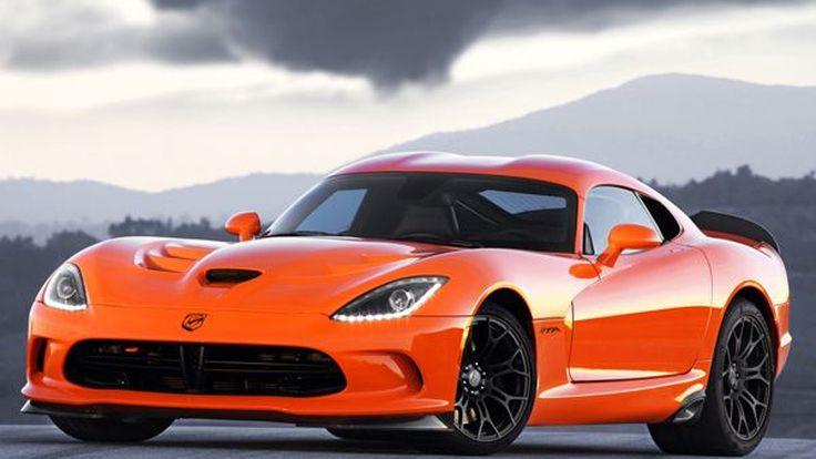 SRT Viper TA มัสเซิลคาร์อเมริกัน ตอบโจทย์คนรักสมรรถนะแรงสุดขั้ว