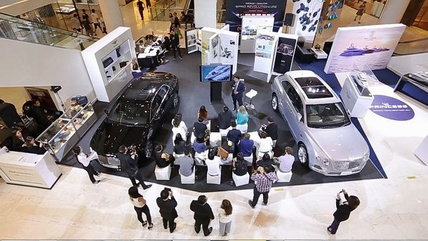 Bentley Thailand จัดงาน Be Extraordinary Tour Thailand โชว์เอกลักษณ์ของ Bentley