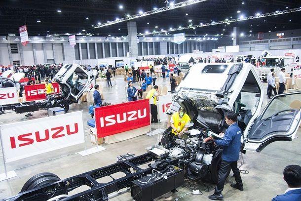 อีซูซุจัดการแข่งขันทักษะด้านการขายและบริการหลังการขาย มุ่งเป้าเพิ่มประสิทธิภาพให้กับผู้จำหน่ายอีซูซุทั่วประเทศ