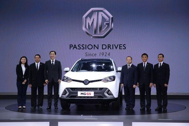 [TIME2016] MG ตั้งเป้าโรงงานเหมราชเสร็จปลายปีหน้า เล็งขายในประเทศ พร้อมส่งออกกลุ่มอาเซียน-ออสเตรเลีย-อังกฤษ
