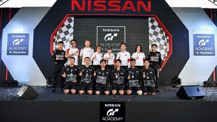 Nissan GT Academy Season 3 ได้ 6 เกมเมอร์ไทย ฝ่าด่านสุดหินสู่ค่ายฝึกนักแข่งรถของนิสสันที่อังกฤษ