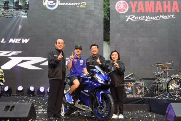 ยามาฮ่าจัดกิจกรรม YAMAHA REV COMMUNITY Ep.2 ต้อนรับนักแข่งปี 2017