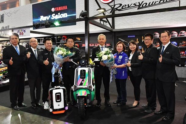 ยามาฮ่านำ 4 ร้านแต่งระดับเทพ โชว์ไอเดียสุดเจ๋งในงาน Auto Salon 2017