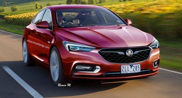 Holden Commodore เจนต่อไป เปิดตัว 2018 จะเป็นรถยนต์สำหรับคนชาวออสเตรเลีย โดยเฉพาะ
