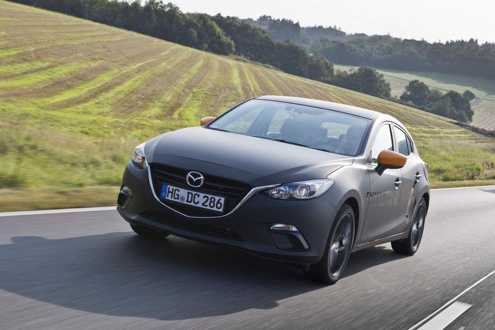 """เผย Mazda 3 เจนเนอเรชั่นใหม่จะใช้ช่วงล่างหลังแบบ """"ทอร์ชั่นบีม"""""""