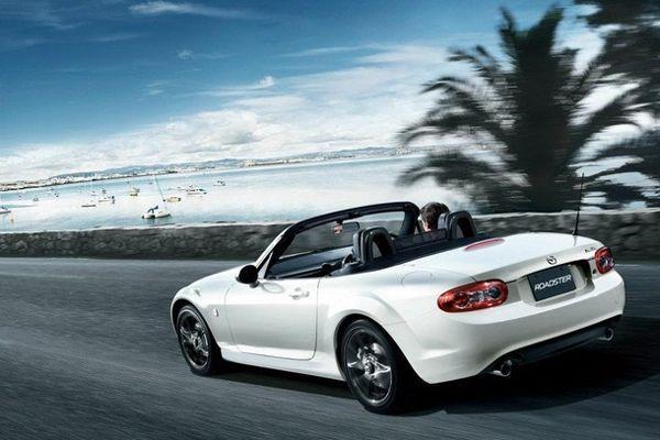 Mazda MX-5 เจนเนอเรชั่นใหม่จะใช้เครื่องยนต์ 1.5 ลิตรไร้ระบบอัดอากาศ