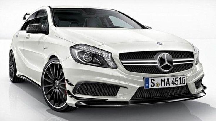 Mercedes-AMG A45 รุ่นต่อไปจะมาพร้อมขุมพลังที่มากกว่า 400 แรงม้า