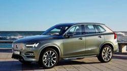 Volvo เปิดเผยภาพการออกแบบ XC60 รุ่นต่อไปอาจมาในรูปแบบ XC90 ย่อส่วน