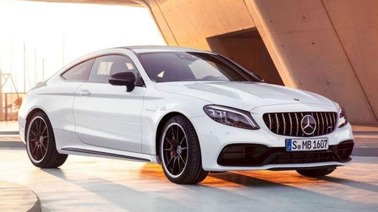 Mercedes-AMG C63 สปอร์ตคูเป้รหัสแรง รุ่นต่อไปจะมาพร้อมขุมพลังไฮบริด