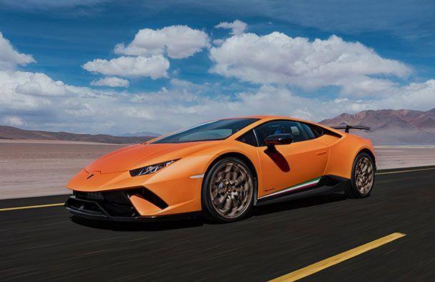 ยืนยัน! Lamborghini Huracan รุ่นต่อไปใช้ระบบไฮบริด