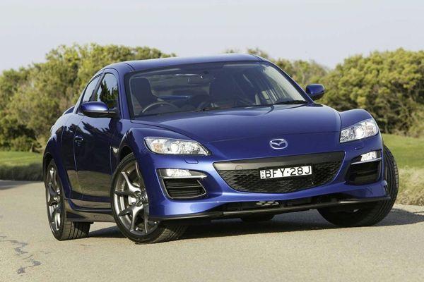 คาดรถสปอร์ต Mazda RX-8 รุ่นใหม่จะเป็นคู่แข่งของ BMW i8