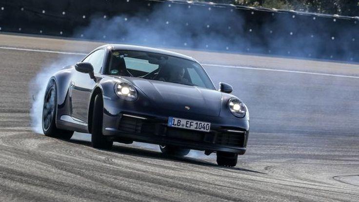 บททดสอบก่อนการเปิดตัว Porsche 911 ยนตรกรรมสปอร์ตผู้พร้อมเผชิญทุกความท้าทาย