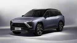 เผยโฉม Nio ES8 รถเอสยูวีพลังงานไฟฟ้าจากจีน คู่แข่ง Tesla Model X
