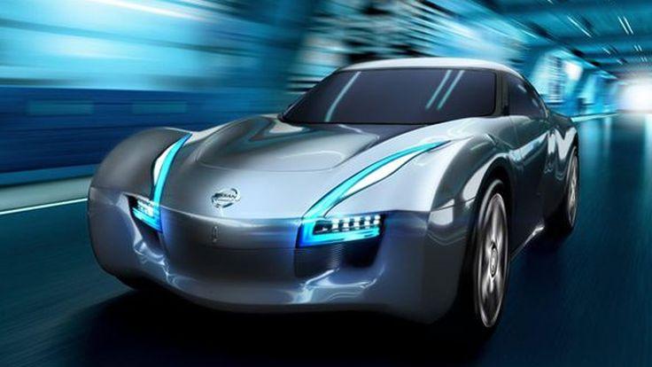 Nissan เตรียมเปิดตัวรถสปอร์ตคูเป้ คู่แข่ง Toyota GT 86 ที่โตเกียว มอเตอร์โชว์