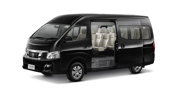 Nissan ส่ง รถตู้ 2014 Nissan Big Urvan CNG ใหม่ ทางเลือกใหม่ ที่คุ้มค่ากว่า