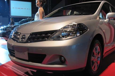 Nissan เปิดตัวรถ 5 รุ่นรวด Navara, X-Trail, TIIDA, Teana และ March พร้อมโปรโมชั่นพิเศษ
