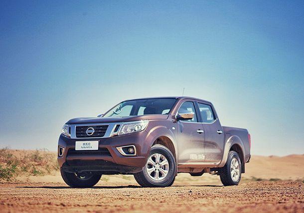 Nissan เปิดตัว 2017 Navara ออกทำตลาดจีน