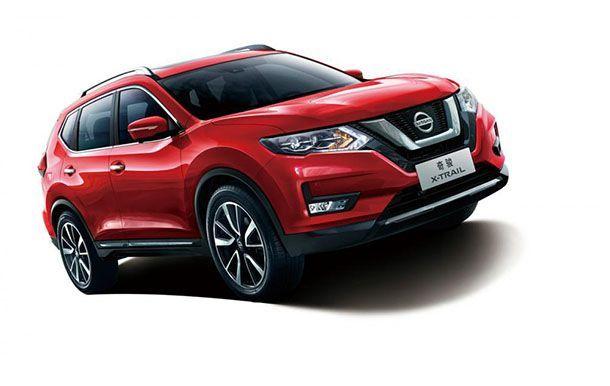 Nissan เผยโฉม 2017 X-Trail T32 ไมเนอร์เชนจ์ในเมืองจีน