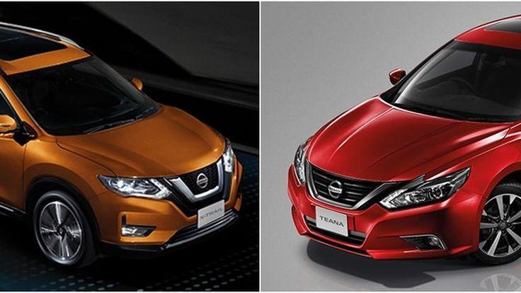 Nissan X-Trail กับ Nissan Terra ยุติการจัดจำหน่ายในประเทศไทย