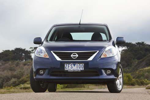 Nissan Almera 2013 ออสเตรเลีย เครื่อง 1.5 ลิตร อัดแน่นด้วยอุปกรณ์ความปลอดภัย