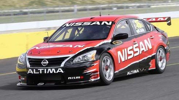 2013 Nissan Altima Supercar V8 ว่าที่ All-New Teana ในมาดรถแข่ง
