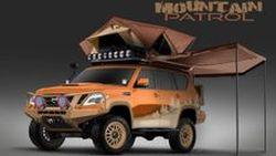 ที่พักไม่ต้อง Nissan Armada กลายร่างเป็นรถแคมป์ปิ้งให้คุณได้ทุกที่