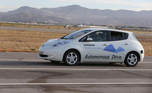 Nissan ยืนยันรถขับขี่อัตโนมัติพร้อมแน่ปี 2020 แต่ถามรัฐบาลพร้อมหรือเปล่า?