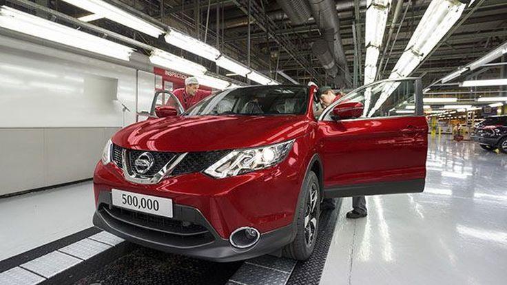 Nissan ฉลองผลิตรถยนต์ครบ 150 ล้านคันในเวลา 84 ปี