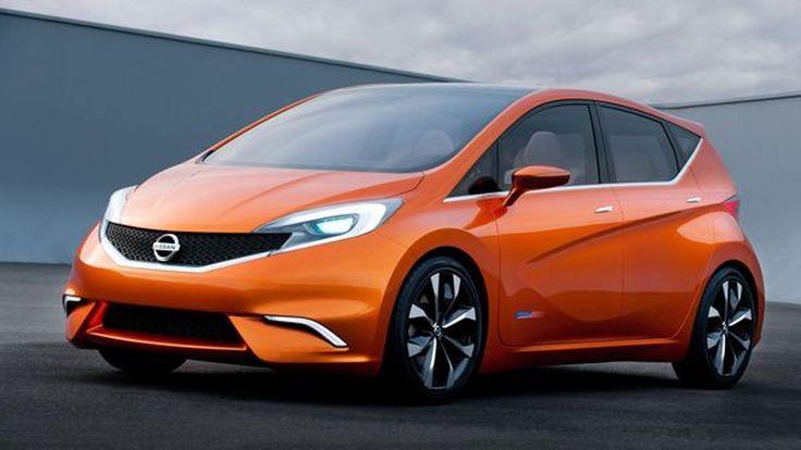 Nissan ซุ่มพัฒนารถแฮทช์แบ็กขนาดเล็ก คู่แข่ง Focus และ Golf เผยโฉมปี 2014
