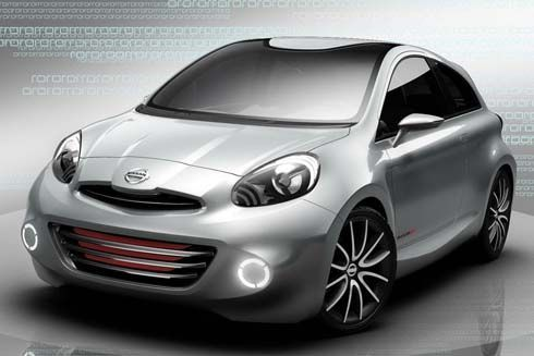 Nissan Compact Sport Concept รถเล็ก 3 ประตู สปอร์ตสุดๆ ใช้พื้นฐานจาก March