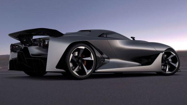 ยืนยันชัดเจน Nissan GT-R ใหม่จะใช้ระบบไฮบริดแน่นอน