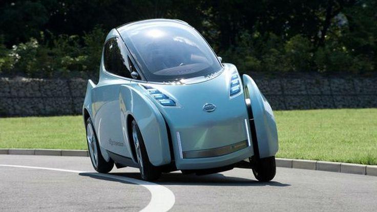ลือหึ่ง Nissan กำลังซุ่มพัฒนารถพลังไฟฟ้าขนาดเล็กสำหรับใช้ในเมือง