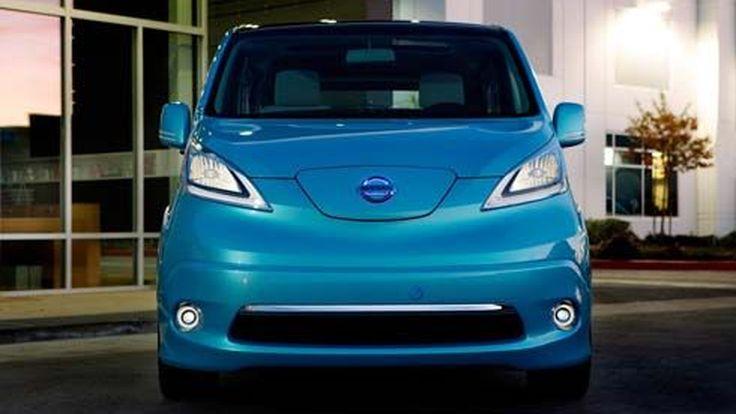Nissan เตรียมผลิต e-NV200 รถพลังงานไฟฟ้าต่อจาก Leaf ออกจำหน่ายปี 2013