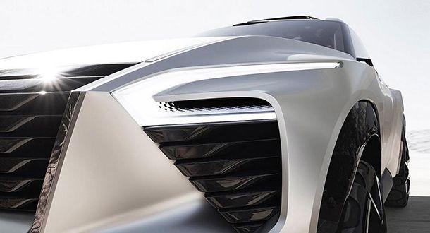 Detroit 2018: Nissan เผยภาพแรกรถครอสโอเวอร์ต้นแบบรุ่นใหม่