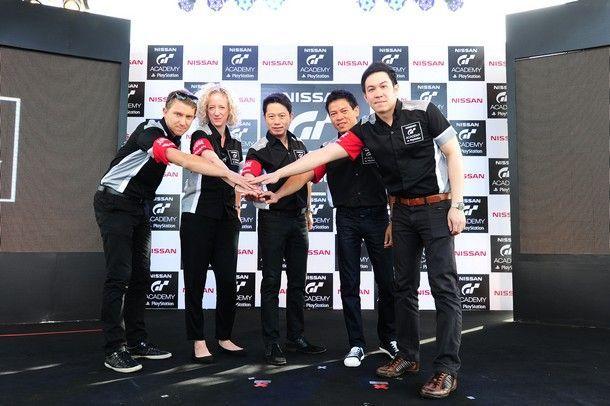 Nissan GT Academy เผยโฉม 6 ตัวแทนไทยลุย Silverstone คว้า 1 โอกาสเป็นนักแข่งทีม NISMO