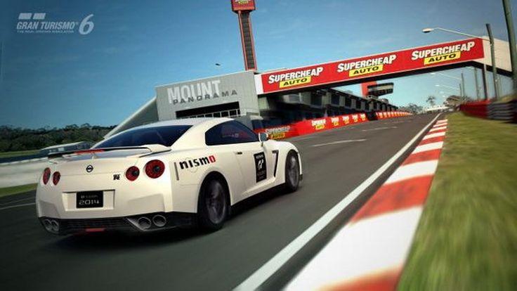 Nissan GT Academy 2014 Online รอบ 3  ใช้ Nissan GT-R ลุย Mount Panorama