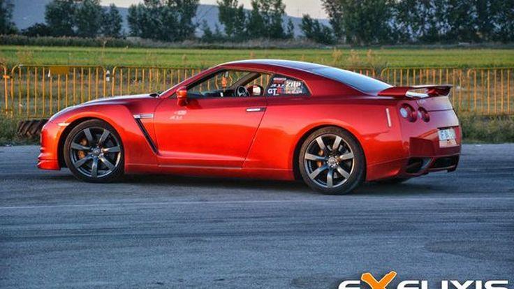 ชมคลิป Nissan GT-R ที่เร็วที่สุดในยุโรป ขุมพลัง 1,500 แรงม้า ควอเตอร์ไมล์ 8.47 วินาที