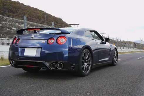 เทพเกินไปแล้ว! Nissan GT-R ปี 2012 พลังม้า 530 ตัว ทำ 0-100 ภายใน 2.84 วินาที!