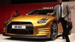 Nissan เชิญคนทั่วโลกร่วมประมูล GT-R Bolt Gold Edition รุ่นพิเศษคันเดียวในโลก