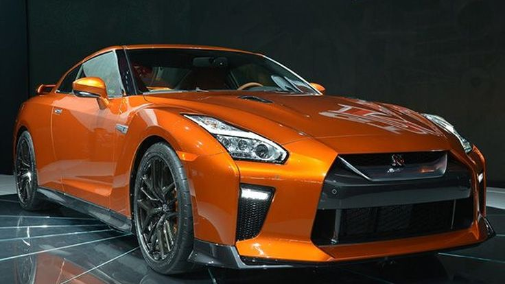Nissan GT-R เจนเนอเรชั่นใหม่อาจใช้พลังไฮบริด