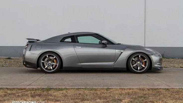 สปอร์ตเต็มพิกัด Nissan GT-R โมดิฟายด์ 600 แรงม้ารองรับ E85 โดย Jotech Motorsports