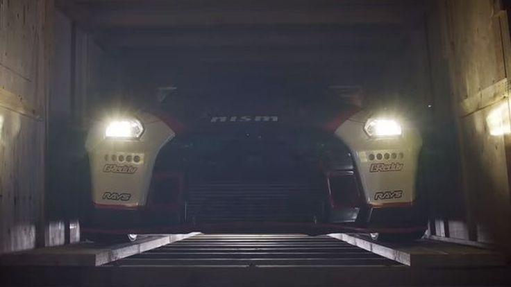 Nissan แย้ม GT-R Nismo สร้างสถิติโลกใหม่?
