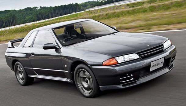 Nissan เริ่มจำหน่ายอะไหล่สำหรับ R32 Skyline GT-R