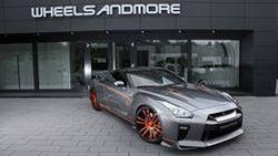 ชม Nissan GT-R พลัง 740 แรงม้า จากสำนัก Wheelandmore กับการตกแต่งจัดเต็มรอบคัน