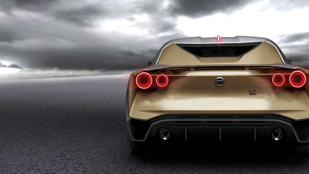 Nissan GT-R50 by Italdesign Concept (2018)