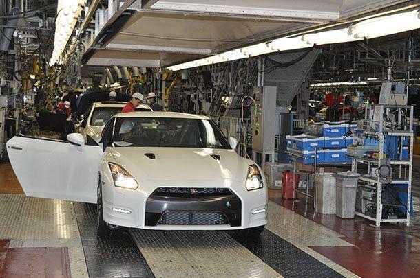 Nissan ระงับสายการผลิตโรงงานทุกแห่งในญี่ปุ่น เซ่นปัญหาการตรวจสอบคุณภาพ