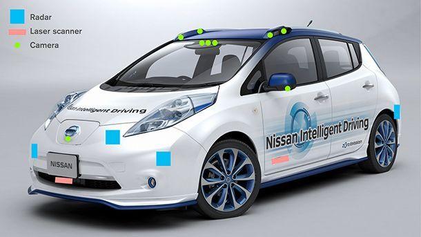 Nissan ว่าจ้างผู้เชี่ยวชาญปรับระบบขับขี่อัตโนมัติให้ใช้งานได้ในหลายประเทศ