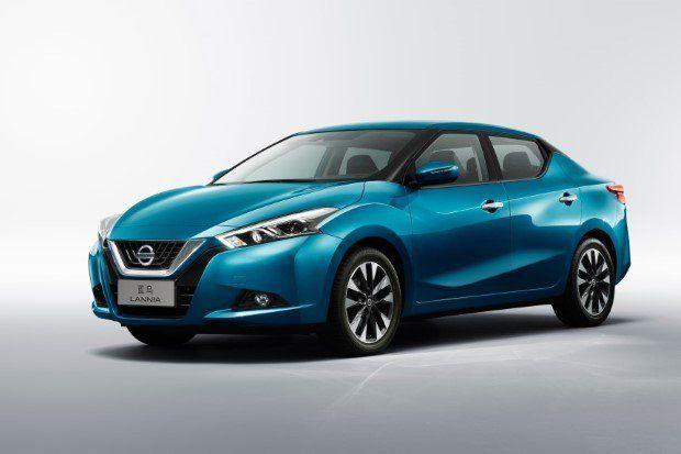 Nissan เปิดตัว Lannia ซีดานเน้นเหลี่ยมคม ลุยตลาดเมืองจีน